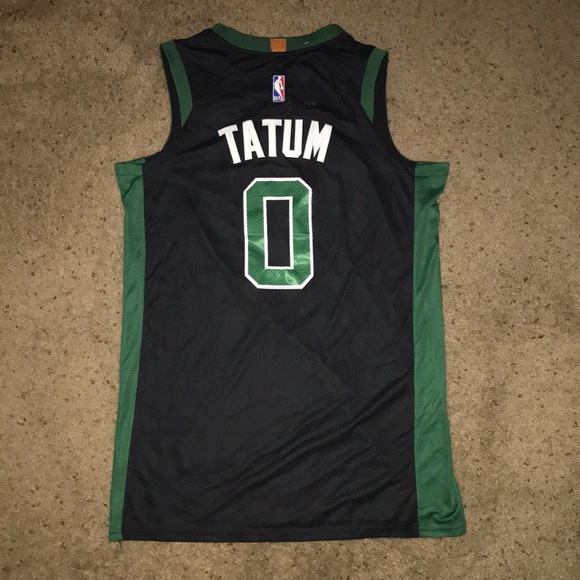 sale retailer af3b2 7695a Jayson Tatum Boston Celtics Nike Alternate Jersey NWT